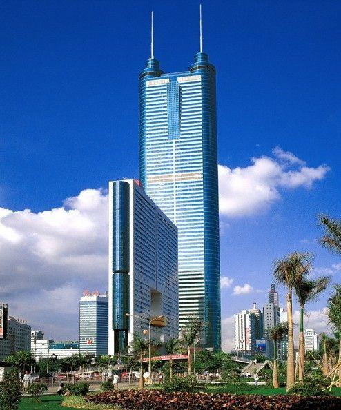 深圳地王大厦 深圳地王大厦 地王大厦,正式名称为信兴广场,是一座摩天大楼。